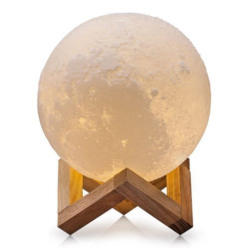 Tools & Home Improvement to My Daughter Moon lamp from Mom