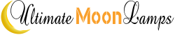 Ultimate moon lamp logo