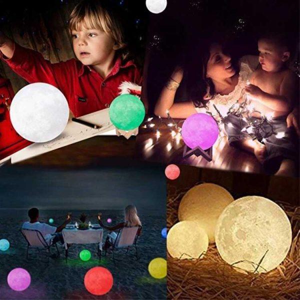 Moon lamp gift - Moon Lamp Australia