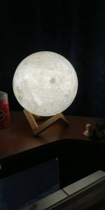 Ultimate Moon Lamp 20CM photo review